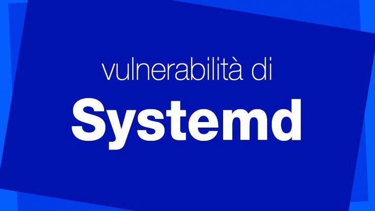 Vulnerabilità di Systemd: Linux in pericolo