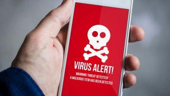 virus-smartphone