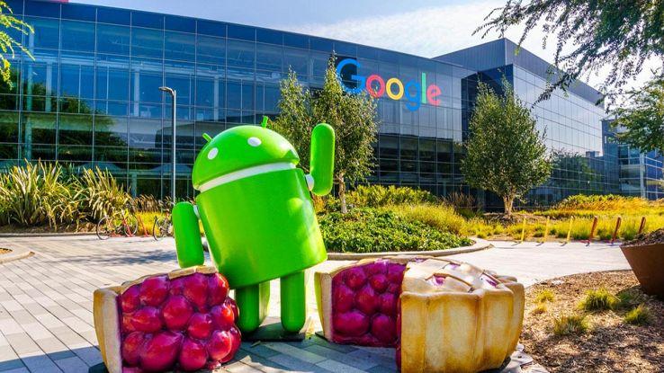 Robottino di Android