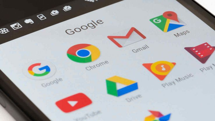 Tutte le app di Google
