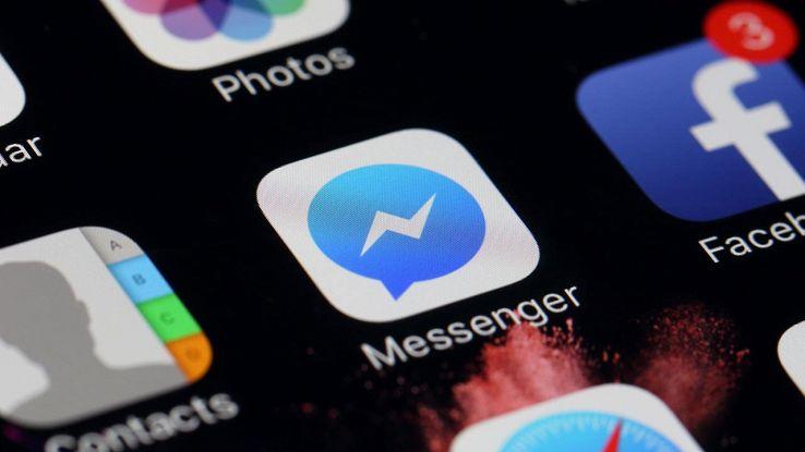 icona facebook messenger