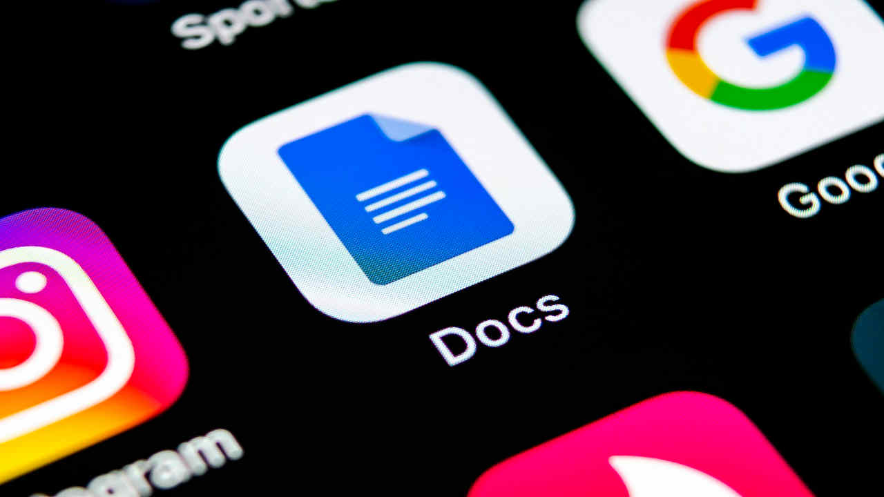 Google Documenti App Google