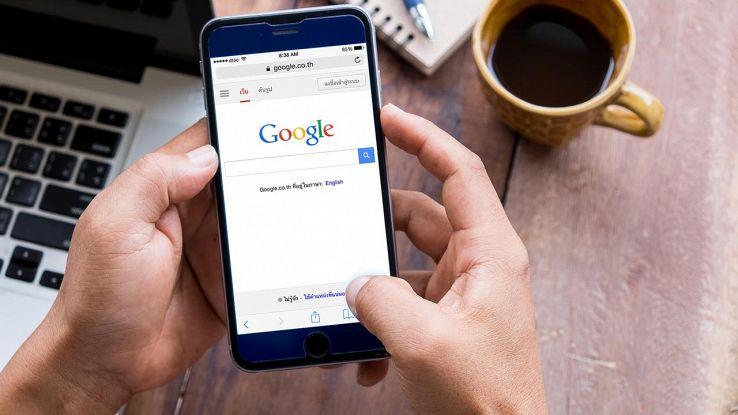 fare ricerca su google