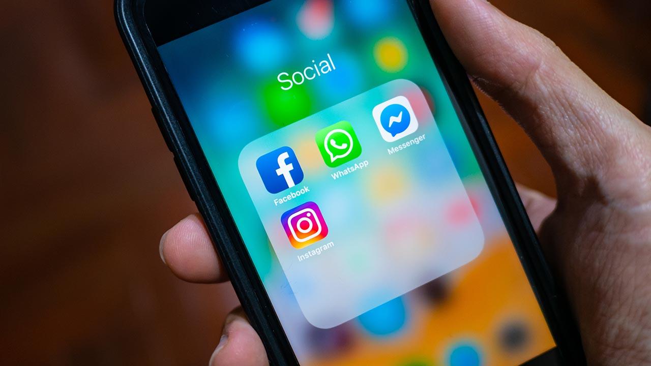 Whatsapp integrado às redes sociais