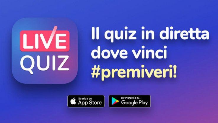 applicazione live quiz