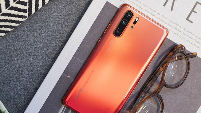 Retro del Huawei P30 Pro