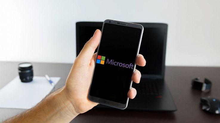 pc microsoft e android
