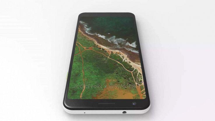 Come saranno gli smartphone low cost Google Pixel 3a e Pixel 3a XL