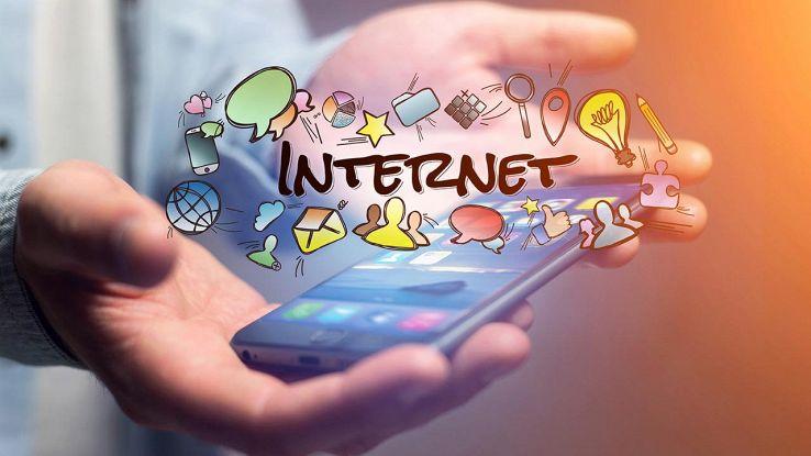 consumo internet
