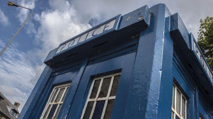In Russia stanno ricreando la macchina del tempo del Doctor Who