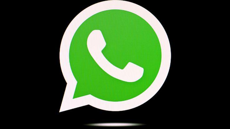 whatsapp in nero