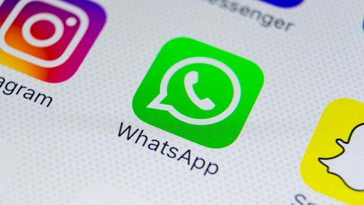 whatsapp icona smartphone