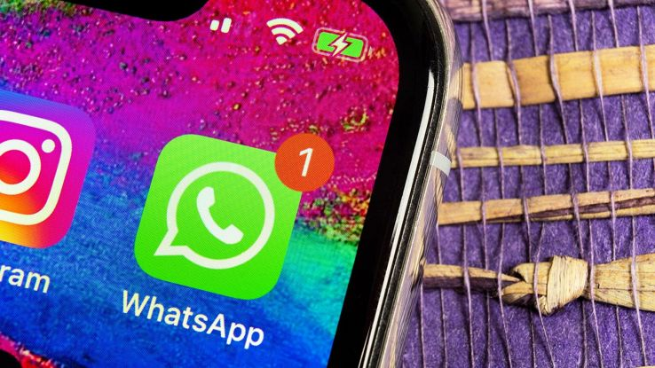 whatsapp icona colorata