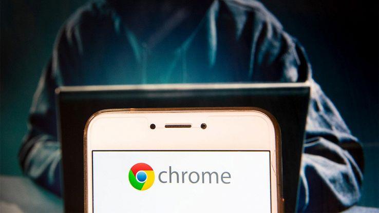 Hacker tenta di attaccare Chrome