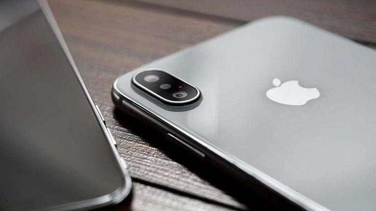 iPhone Xs fotocamera posteriore
