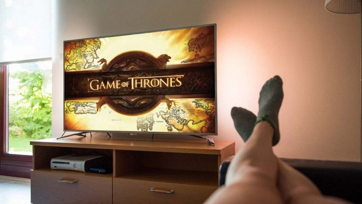 Games of Throne in streaming