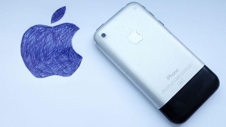 L'iPhone 2G, il primo melafonino della storia