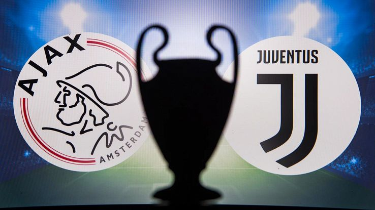 juve - ajax champions league
