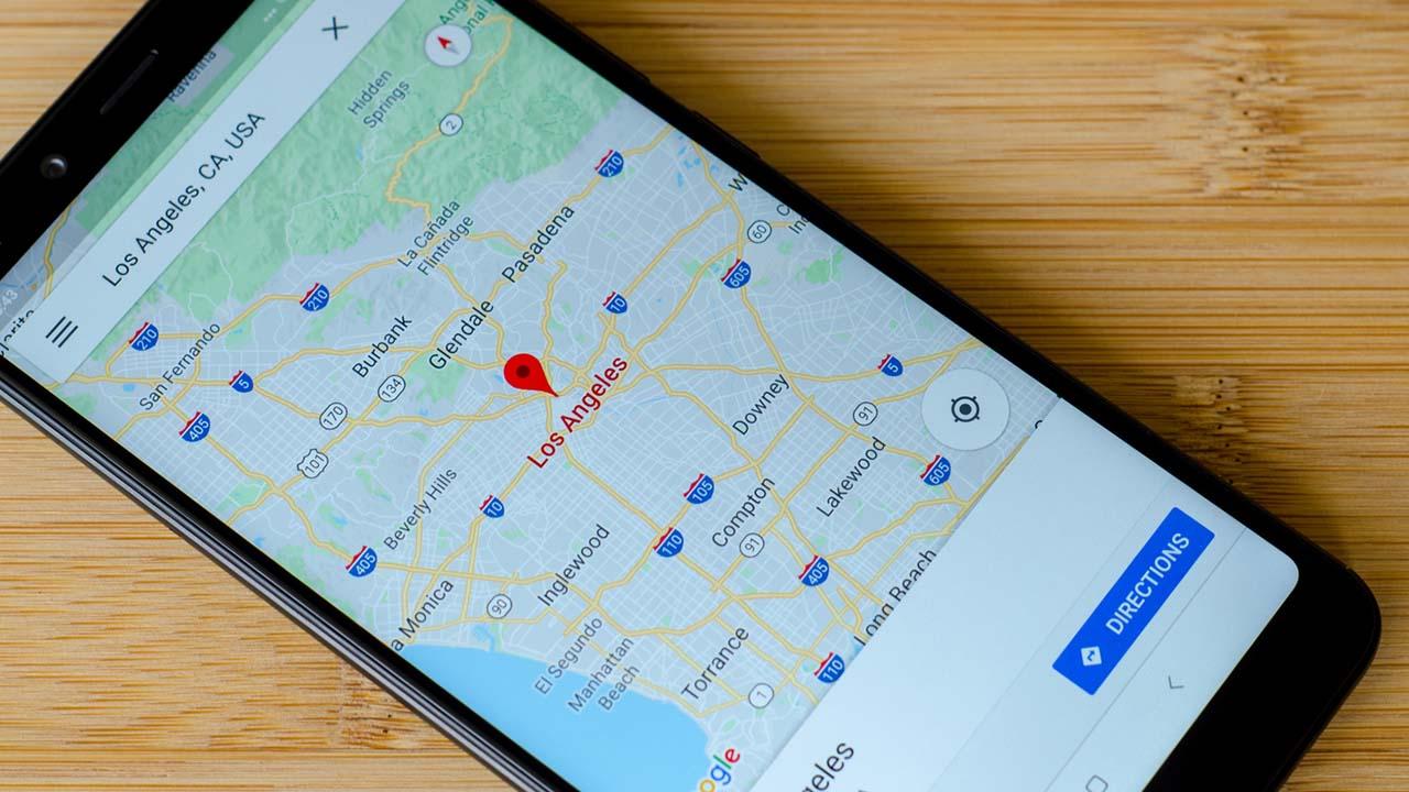 localizare telefon google maps