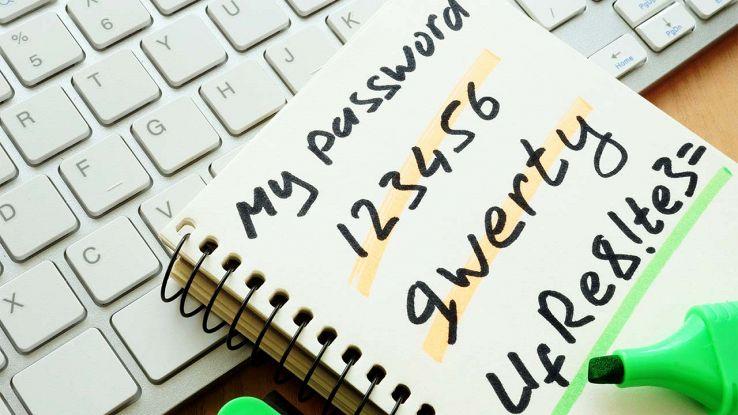 password-insicure
