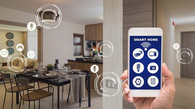 Casa smart