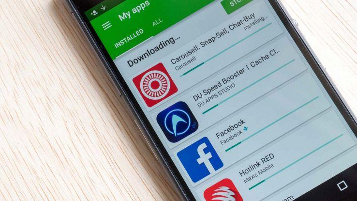 App Android che si aggiornano
