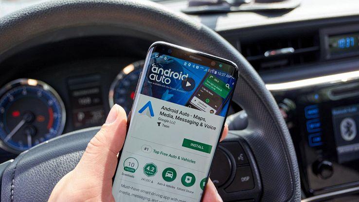 Android Auto, arriva la nuova versione: come sarà