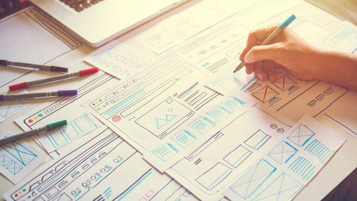 Sito web in progettazione