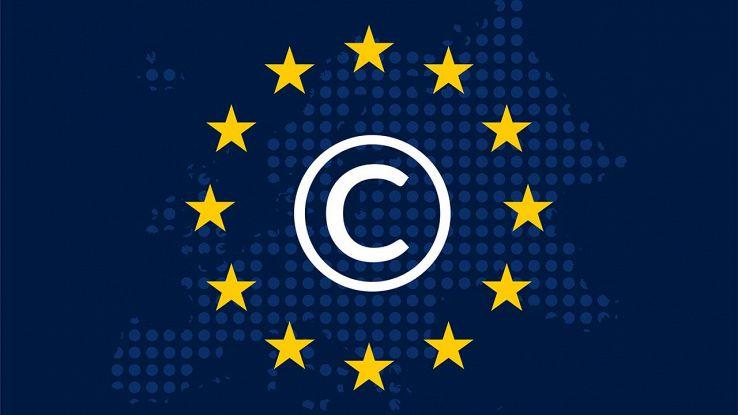 Copyright europeo