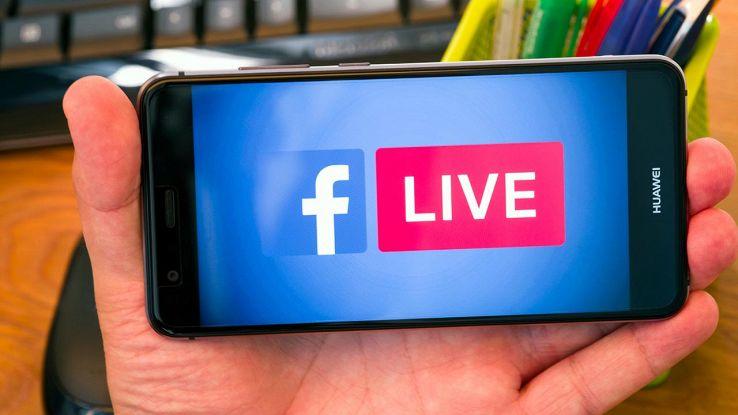 Facebook, arrivano nuove regole per i Live