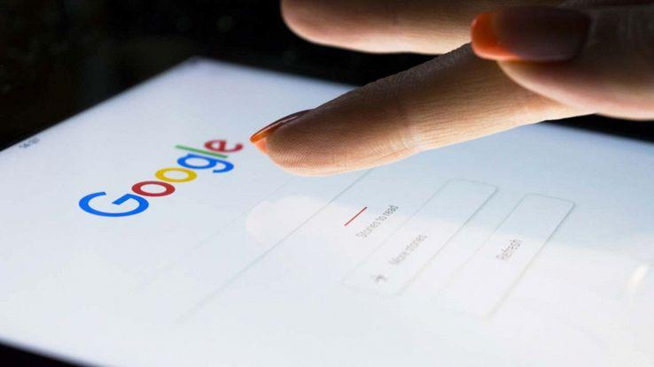 Motore di ricerca Googl