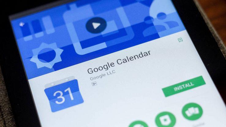 Come installare Google Calendar