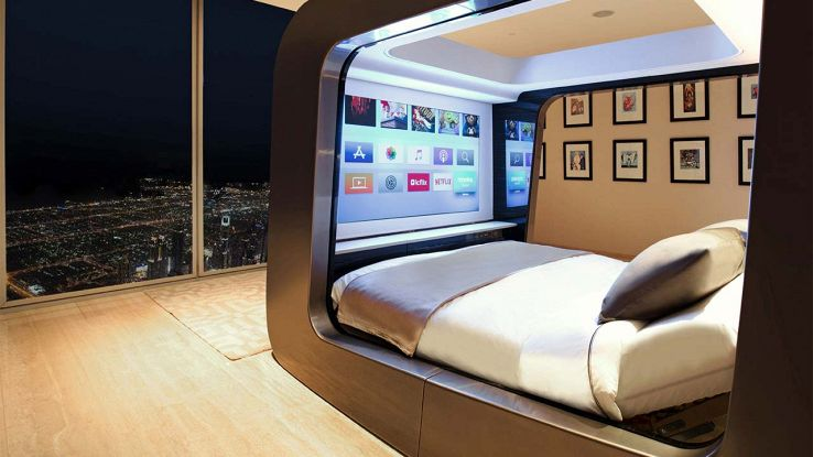 Letto smart HiCan