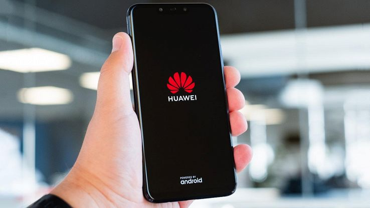 huawei smartphone android