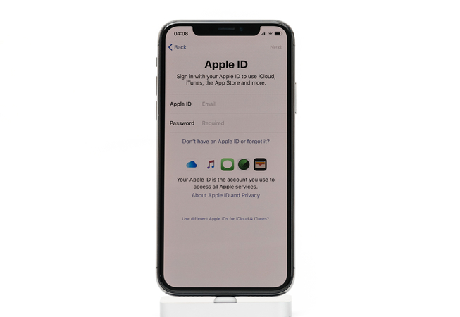 ID Apple su iPhone