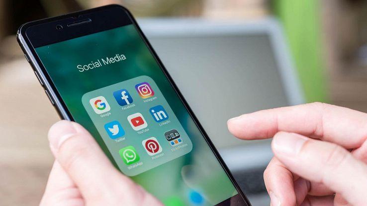 smartphone app social