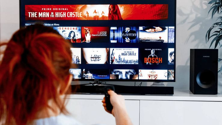 Amazon Prime Video sulla TV