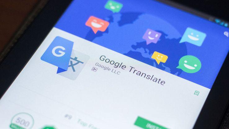 Applicazioni per tradurre su smartphone