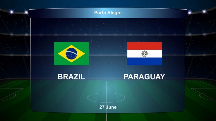 brasile -paraguay