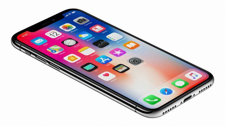 Come riavviare un iPhone X