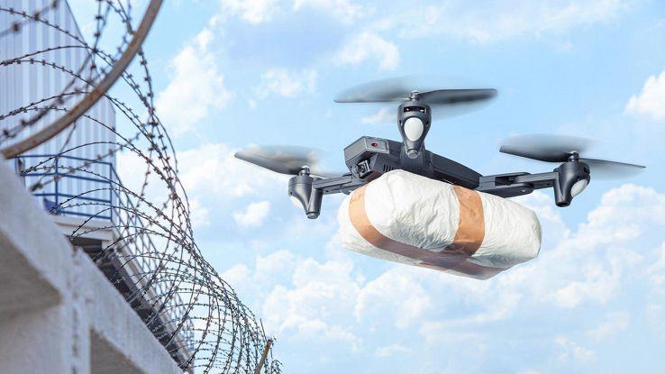 consegne droni