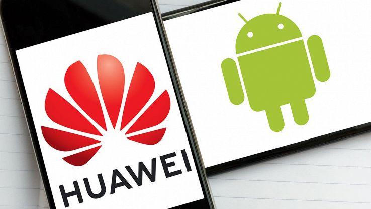 Huawei, ufficiali i 13 smartphone che si aggiorneranno ad Android Q