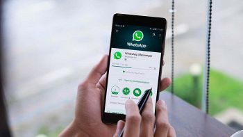 WhatsApp su smartphone Huawei