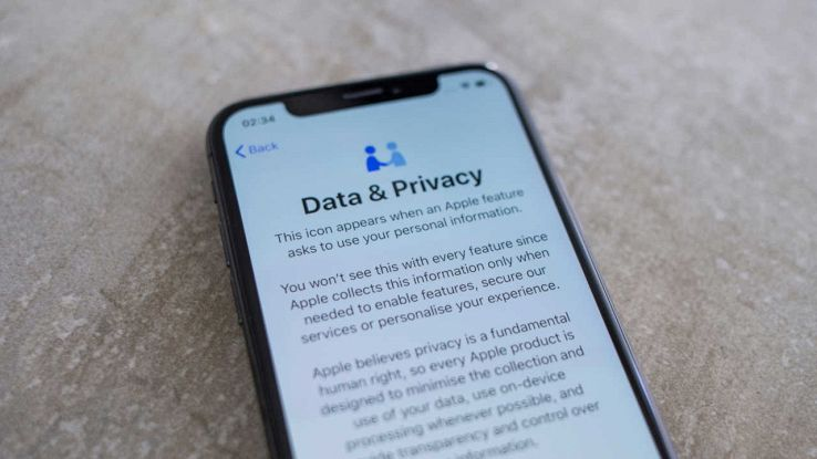 Privacy su iPhone