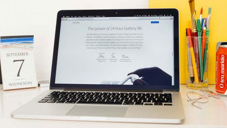 MacBook Pro Retina del 2015