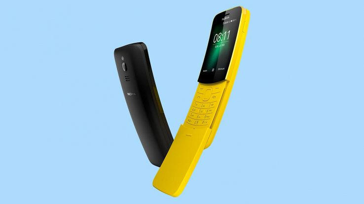 Il cellulare da 20 euro con batteria infinita e connessione a Internet