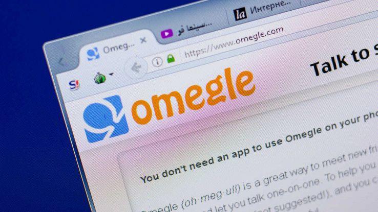 Che cos'è e come funziona la chat Omegle