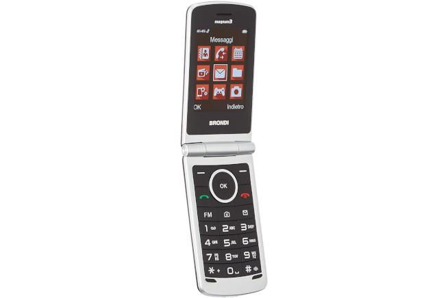 Smartphone Brondi per anziani