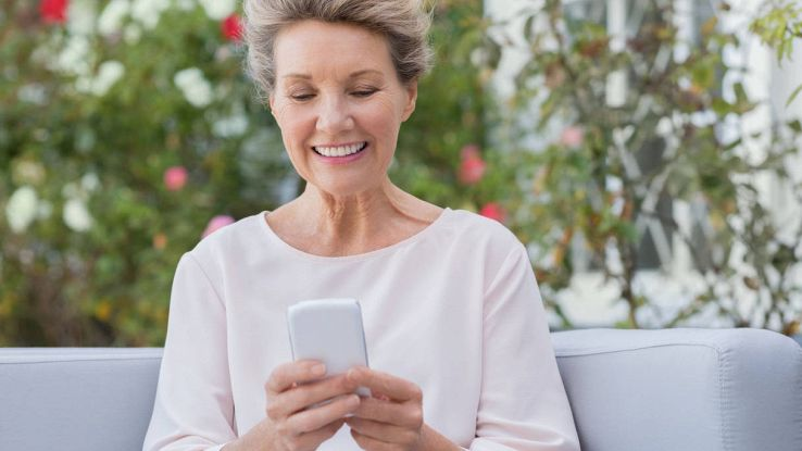 Scegliere uno smartphone per anziani