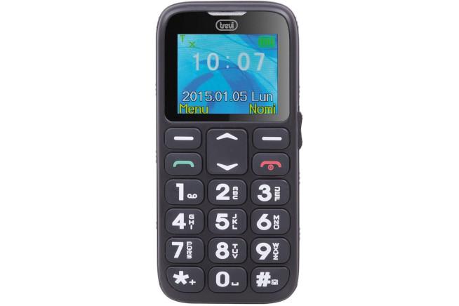 Smartphone con tastiera per anziani